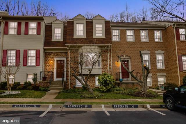3737 Yorktown Village Pass, ANNANDALE, VA 22003 (#VAFX1187474) :: City Smart Living