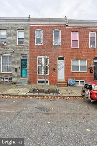 3307 Leverton Avenue, BALTIMORE, MD 21224 (#MDBA543628) :: Network Realty Group