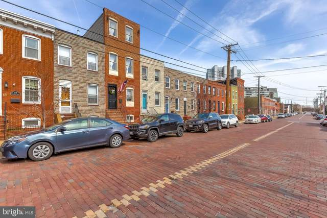 1520 E Clement Street, BALTIMORE, MD 21230 (#MDBA543632) :: City Smart Living