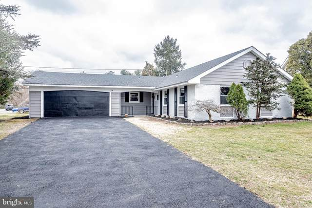 14 Maymont Lane, WILLINGBORO, NJ 08046 (#NJBL393538) :: Jason Freeby Group at Keller Williams Real Estate