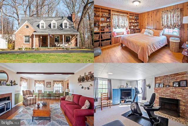 8321 Rolling Road, SPRINGFIELD, VA 22153 (#VAFX1187490) :: The MD Home Team