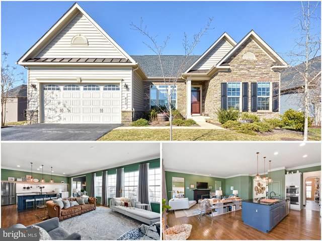 610 Martins Creek Drive, BRUNSWICK, MD 21716 (#MDFR279348) :: Colgan Real Estate