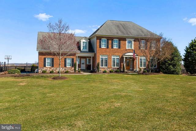 15768 Brookhill Court, WATERFORD, VA 20197 (#VALO433486) :: The Miller Team