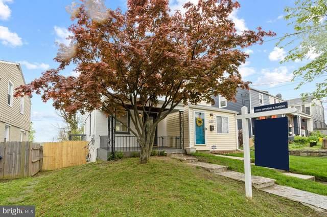 5209 Jay Street NE, WASHINGTON, DC 20019 (#DCDC512950) :: Berkshire Hathaway HomeServices McNelis Group Properties