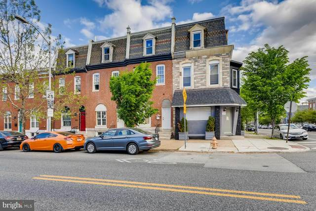 3124 E Baltimore Street, BALTIMORE, MD 21224 (#MDBA543700) :: Shawn Little Team of Garceau Realty