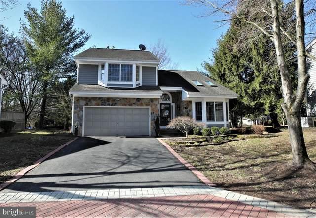 4 Marigold Court, PRINCETON, NJ 08540 (#NJMX126254) :: Linda Dale Real Estate Experts
