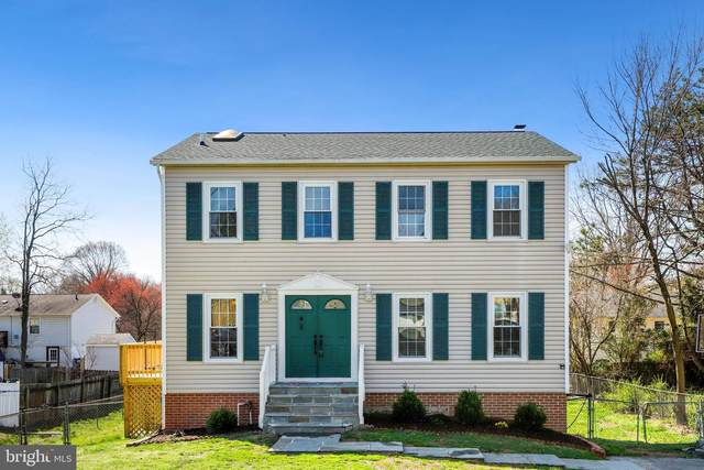 5802 Up A Way Drive, FREDERICKSBURG, VA 22407 (#VASP229762) :: Realty One Group Performance