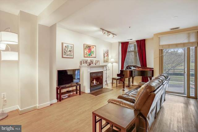 4025 Connecticut Avenue NW #205, WASHINGTON, DC 20008 (#DCDC512980) :: Berkshire Hathaway HomeServices McNelis Group Properties