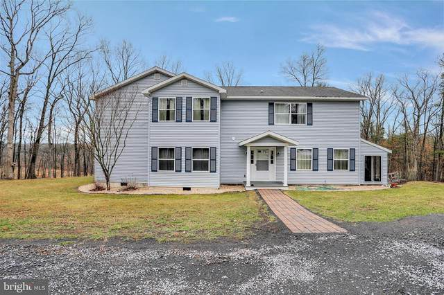 850 Northwoods Drive, HEDGESVILLE, WV 25427 (#WVMO118186) :: Realty One Group Performance