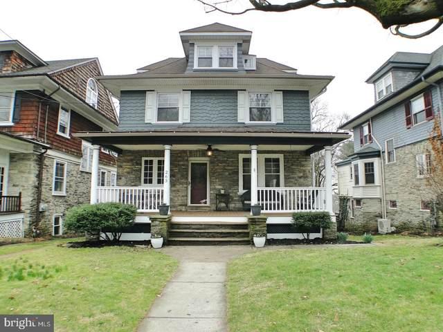 263 N Easton Road, GLENSIDE, PA 19038 (#PAMC686262) :: Jason Freeby Group at Keller Williams Real Estate