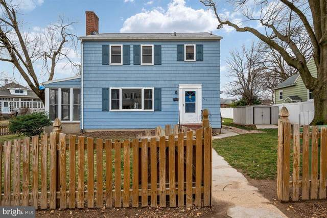 407 Frankle Street, BALTIMORE, MD 21225 (#MDBA543762) :: Shawn Little Team of Garceau Realty