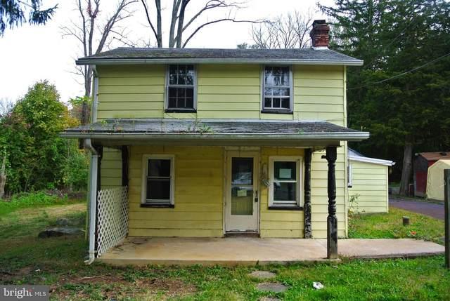 2519 Old Bethlehem Pike, SELLERSVILLE, PA 18960 (#PABU522784) :: Jason Freeby Group at Keller Williams Real Estate