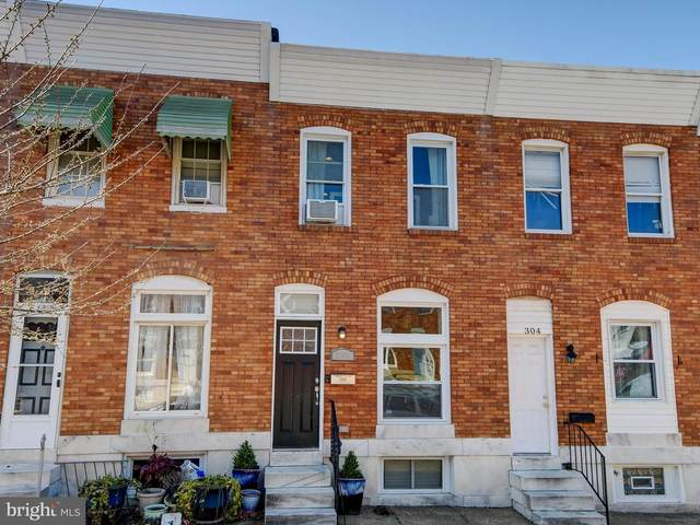 306 S Newkirk Street, BALTIMORE, MD 21224 (#MDBA543776) :: Colgan Real Estate