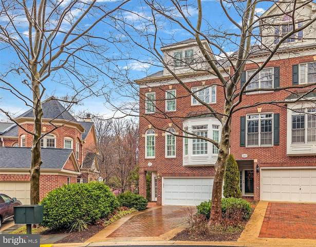 4019 Mansion Drive NW, WASHINGTON, DC 20007 (#DCDC513002) :: City Smart Living