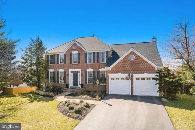 5213 Hillmont Court, ELLICOTT CITY, MD 21043 (#MDHW291842) :: Colgan Real Estate
