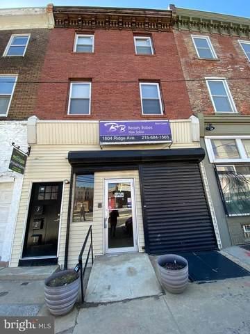 1604 Ridge Avenue, PHILADELPHIA, PA 19130 (#PAPH998228) :: Linda Dale Real Estate Experts
