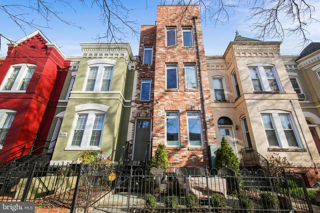 618 L Street NE #2, WASHINGTON, DC 20002 (#DCDC513026) :: Berkshire Hathaway HomeServices McNelis Group Properties