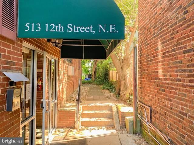 513 12TH Street NE #1, WASHINGTON, DC 20002 (#DCDC513028) :: Eng Garcia Properties, LLC