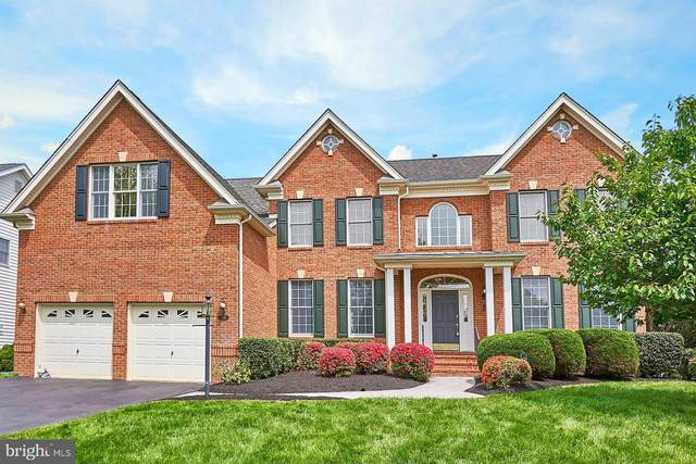 5589 Tournament Drive, HAYMARKET, VA 20169 (#VAPW517526) :: EXIT Realty Enterprises