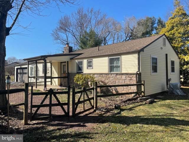 1017 Lavera Road, WARMINSTER, PA 18974 (#PABU522806) :: Better Homes Realty Signature Properties