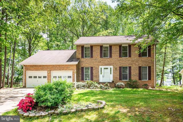 11607 Harvestdale Drive, FREDERICKSBURG, VA 22407 (#VASP229784) :: Network Realty Group