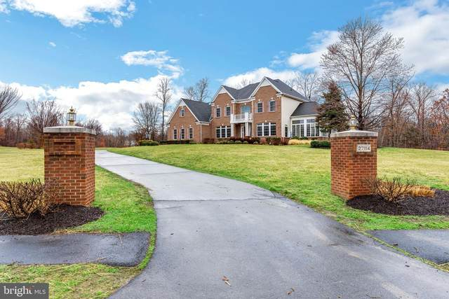 27114 Stable Court, CHANTILLY, VA 20152 (#VALO433562) :: Berkshire Hathaway HomeServices McNelis Group Properties