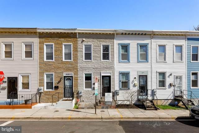 649 20TH Street NE, WASHINGTON, DC 20002 (#DCDC513046) :: Colgan Real Estate