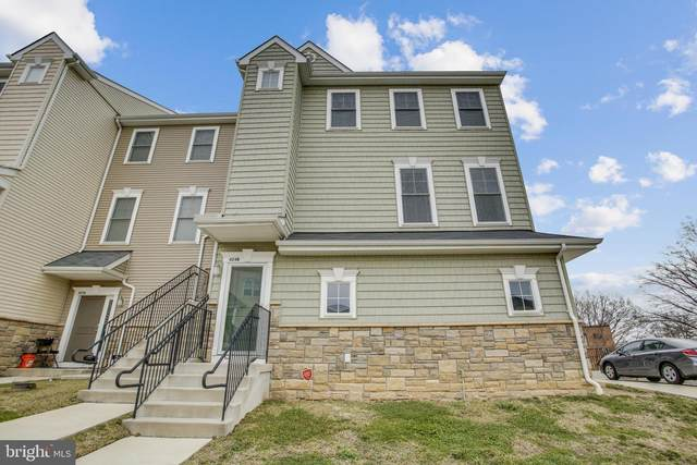 424 Woodcrest Drive SE 424B, WASHINGTON, DC 20032 (#DCDC513050) :: Gail Nyman Group
