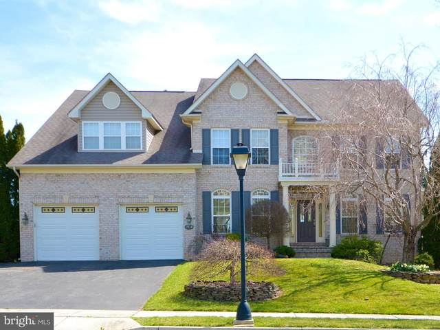 2248 W Greenleaf Drive, FREDERICK, MD 21702 (#MDFR279422) :: Advance Realty Bel Air, Inc