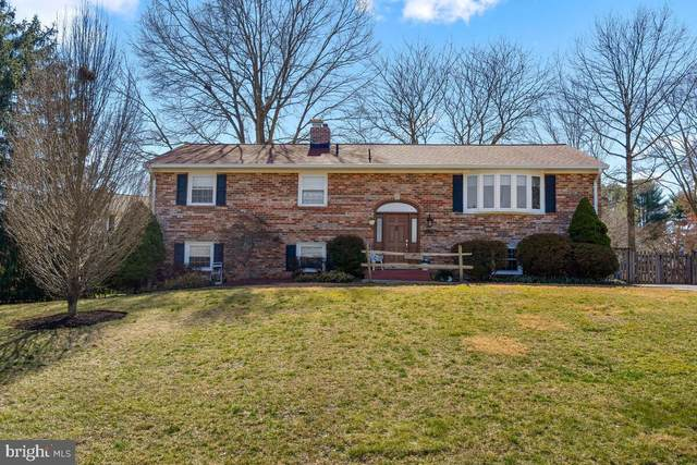 3600 Dellabrooke Street, OLNEY, MD 20832 (#MDMC749232) :: Realty One Group Performance