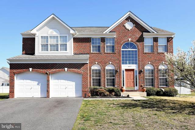 407 Osprey Circle, CAMBRIDGE, MD 21613 (#MDDO127068) :: Realty One Group Performance