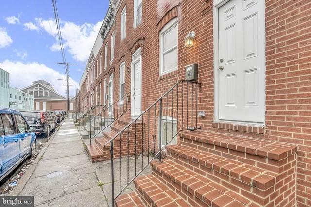 1430 Ward Street, BALTIMORE, MD 21230 (#MDBA543822) :: Colgan Real Estate