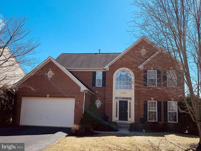 14224 Ashleigh Greene Road, BOYDS, MD 20841 (#MDMC749260) :: Bowers Realty Group