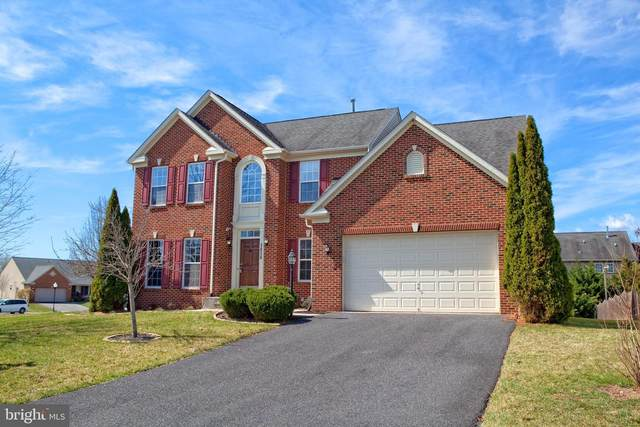 1434 Ramblewood Drive, EMMITSBURG, MD 21727 (#MDFR279458) :: Network Realty Group