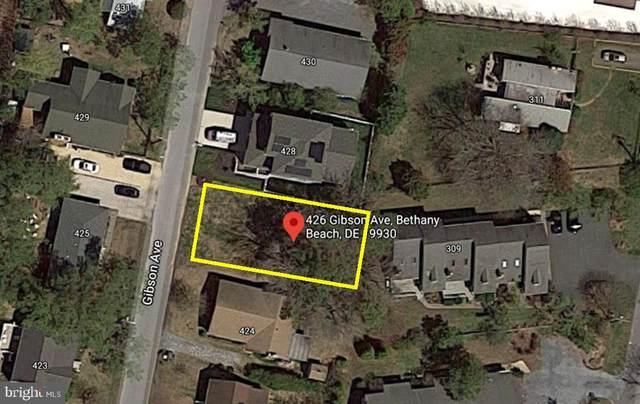 426 Gibson Avenue, BETHANY BEACH, DE 19930 (#DESU179554) :: Bowers Realty Group