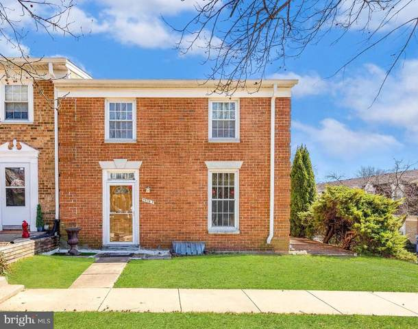 9070 Moonshine Hollow P, LAUREL, MD 20723 (#MDHW291874) :: Gail Nyman Group