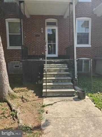 749 Melville Avenue, BALTIMORE, MD 21218 (#MDBA543864) :: Colgan Real Estate