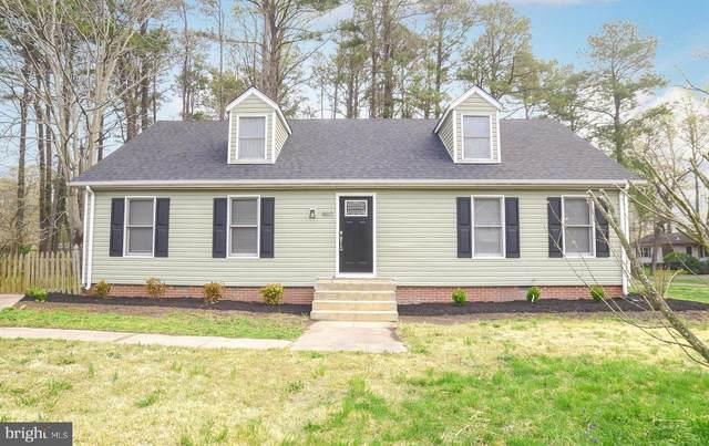 460 Lake Drive, LUSBY, MD 20657 (#MDCA181760) :: Realty One Group Performance