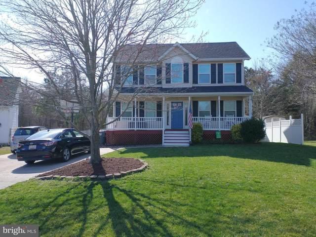 21955 Barkentine Court, GREAT MILLS, MD 20634 (#MDSM175126) :: Berkshire Hathaway HomeServices McNelis Group Properties