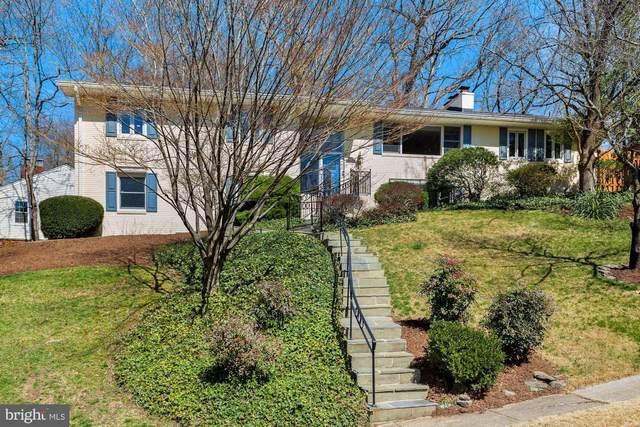 3825 37TH Street N, ARLINGTON, VA 22207 (#VAAR178320) :: The Riffle Group of Keller Williams Select Realtors