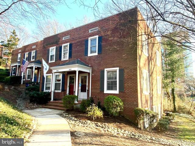 2812 S Columbus Street, ARLINGTON, VA 22206 (#VAAX257434) :: Debbie Dogrul Associates - Long and Foster Real Estate