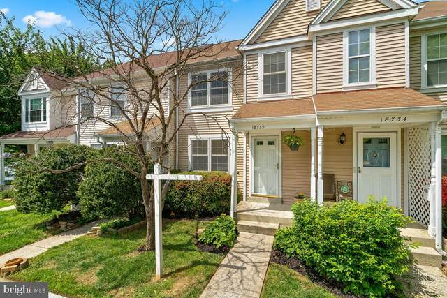 18732 Martins Landing Drive, GERMANTOWN, MD 20874 (#MDMC749306) :: EXIT Realty Enterprises