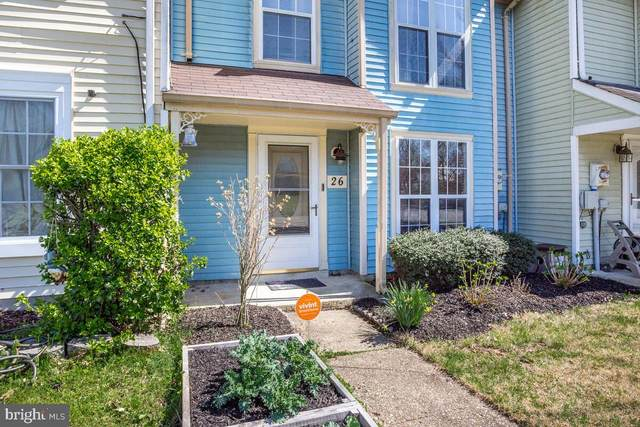 26 Teal Court, LA PLATA, MD 20646 (#MDCH222870) :: Realty One Group Performance