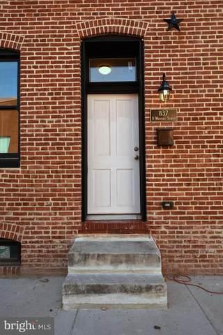 824 N Patterson Park Avenue, BALTIMORE, MD 21205 (#MDBA543884) :: LoCoMusings