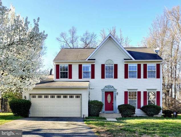 12921 Dunkirk Drive, UPPER MARLBORO, MD 20772 (#MDPG600560) :: Berkshire Hathaway HomeServices McNelis Group Properties