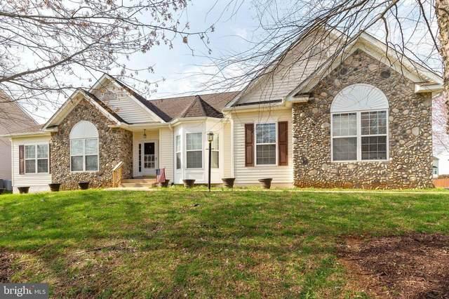 724 Fox Chase Street, WARRENTON, VA 20186 (#VAFQ169610) :: Jim Bass Group of Real Estate Teams, LLC