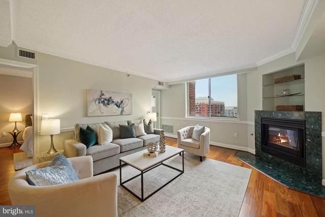 1276 N Wayne Street #1018, ARLINGTON, VA 22201 (#VAAR178334) :: Debbie Dogrul Associates - Long and Foster Real Estate