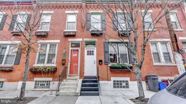 3027 W Harper Street, PHILADELPHIA, PA 19130 (#PAPH998496) :: Lucido Agency of Keller Williams