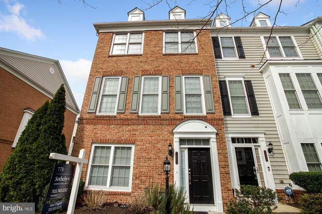 14852 Potomac Branch Drive 284A, WOODBRIDGE, VA 22191 (#VAPW517618) :: Colgan Real Estate