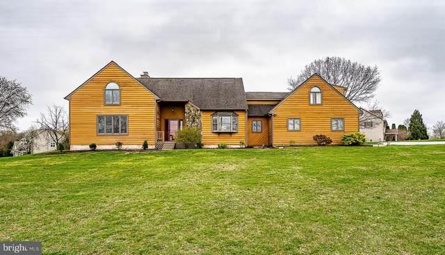 360 Moore Road, DOWNINGTOWN, PA 19335 (#PACT531706) :: Keller Williams Real Estate